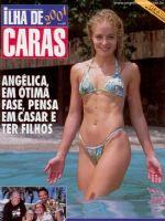 Ilha De Caras Magazine [Brazil] (9 February 2001)