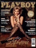 Playboy Magazine [Netherlands] (January 2015)