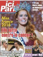 Ici Paris Magazine [France] (20 December 2017)