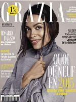 Grazia Magazine [France] (2 January 2015)