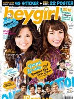 Hey Girl Magazine [Turkey] (June 2012)