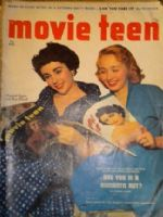 Movie Teen Magazine [United States] (August 1950)