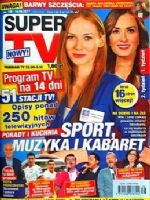 Super TV Magazine [Poland] (22 September 2017)