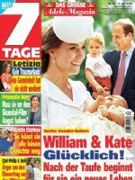 7 Tage Magazine [Germany] (11 July 2015)