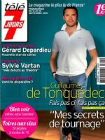 Télé 7 Jours Magazine [France] (12 September 2015)