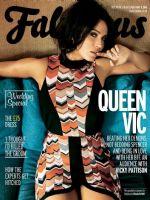 Fabulous Magazine [United Kingdom] (8 May 2016)