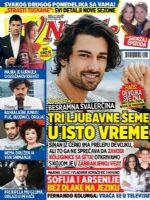 TV Novele Magazine [Serbia] (5 March 2018)