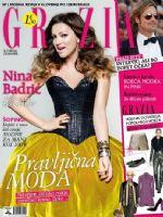 Grazia Magazine [Slovenia] (December 2012)