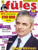 Fules Magazine [Hungary] (18 September 2018)