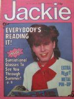 Jackie Magazine [United Kingdom] (18 July 1981)