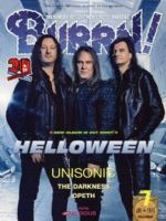 Burrn! Magazine [Japan] (July 2015)