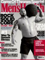 Men's Health Magazine [United Kingdom] (May 2016)