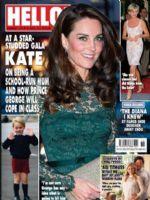 Hello! Magazine [United Kingdom] (10 April 2017)