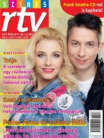 Szines Rtv Magazine [Hungary] (17 April 2017)