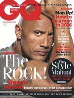 GQ Magazine [United Kingdom] (July 2016)