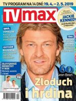 TV Max Magazine [Czech Republic] (19 April 2019)