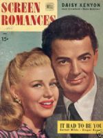 Screen Romances Magazine [United States] (January 1948)