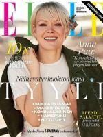 Elle Magazine [Finland] (August 2018)