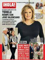 Hola! Magazine [Spain] (16 September 2015)