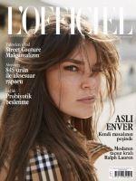 L'Officiel Magazine [Turkey] (October 2018)