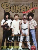 Burrn! Magazine [Japan] (January 2019)