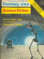 Fantasy and Science Fiction Magazine [United Kingdom] (October 1971)