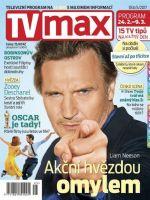 TV Max Magazine [Czech Republic] (24 February 2017)