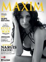 Maxim Magazine [India] (September 2014)