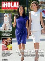 Hola! Magazine [Peru] (15 July 2015)