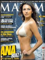 Maxim Magazine [Spain] (April 2006)