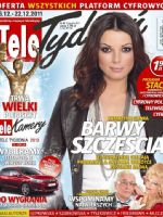 Tele Tydzień Magazine [Poland] (16 December 2011)