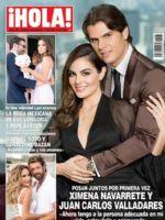 Hola! Magazine [Mexico] (28 May 2016)
