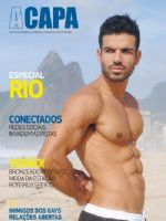 A Capa Magazine [Brazil] (December 2011)