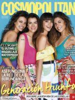 Cosmopolitan Magazine [Spain] (August 2018)