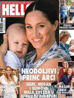 Hello! Magazine [Serbia] (4 October 2019)