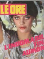 Le Ore Magazine [Italy] (12 March 1986)