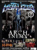 Metalized Magazine [Denmark] (November 2017)