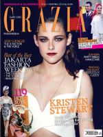 Grazia Magazine [Indonesia] (December 2012)