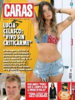 Caras Magazine [Argentina] (3 October 2017)