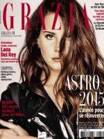 Grazia Magazine [France] (19 December 2014)