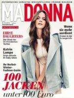 Madonna Magazine [Austria] (8 October 2016)