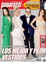Paparazzi Magazine [Argentina] (20 May 2016)