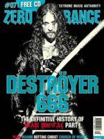 Zero Tolerance Magazine [United Kingdom] (March 2016)