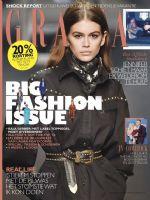 Grazia Magazine [Netherlands] (29 August 2018)