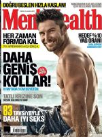 Men's Health Magazine [Turkey] (August 2014)