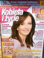 Kobieta i zycie Magazine [Poland] (November 2016)
