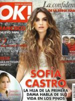 OK! Magazine [Mexico] (April 2013)