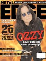 Metal Edge Magazine [United States] (April 2008)