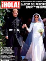 Hola! Magazine [Mexico] (27 May 2018)