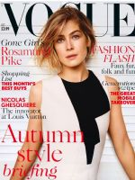 Vogue Magazine [United Kingdom] (October 2014)